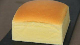 Japanese Cotton Sponge Cake 日式海绵蛋糕 ll Apron