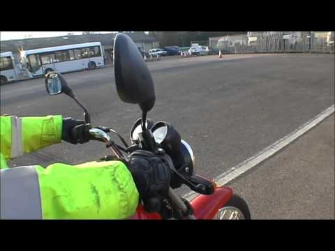 How to Ride a Motorcycle - Basic Motorcycle Controls by Advanced Riding Techniques Ltd