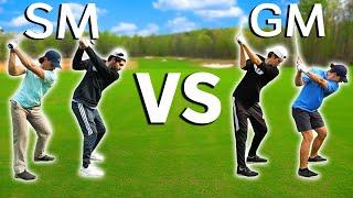 The Match   Matt & Stephen Vs. Micah & Garrett - 9 Hole Scramble