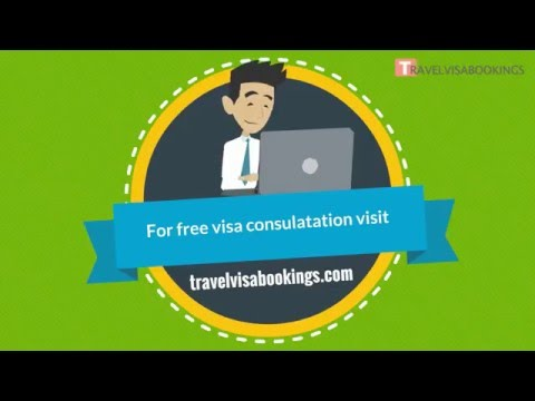 Flight itinerary and hotel reservation for visa application