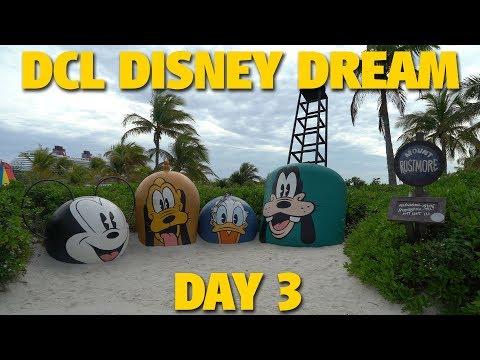 Disney Cruise Line Disney Dream 3-Night Cruise   Day 3
