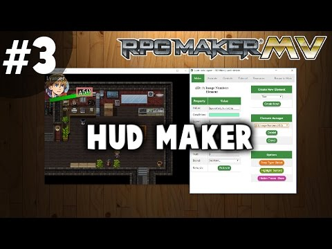 HUD Maker Tutorial #3 - Gauges, Picture Numbers, and Faces