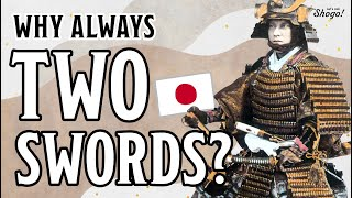 The surprising reason why samurais always carried two swords! Explained by a katana sword trainee