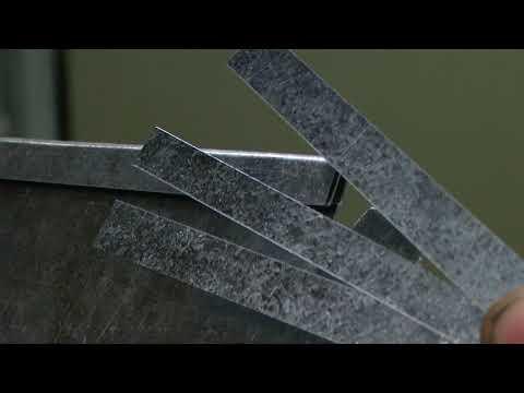 Sheet Metal Parts Tray Alternative Folding Method