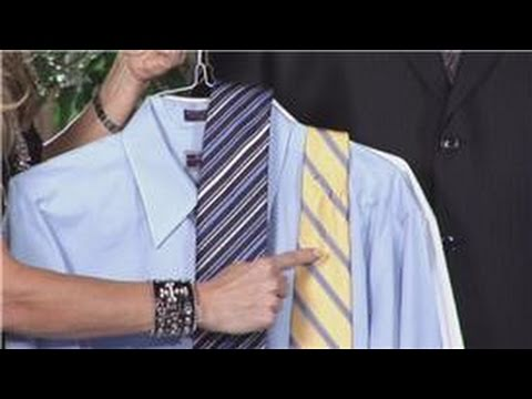 Men's Fashion : Matching a Suit with Tie & Shirt: Professional Wardrobe for Men
