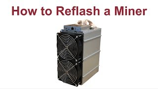 Upgrade Antminer S9 Miner Firmware to ASIC Boost - Bitcoin