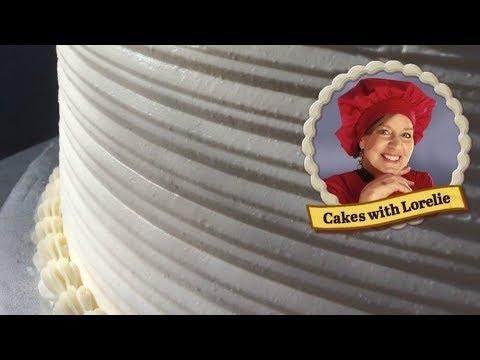 Cake Comb Tutorial