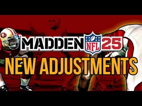 Madden 25 Top 5 New Adjustments on Defense