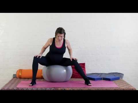 Pregnancy Yoga for Birth Preparation