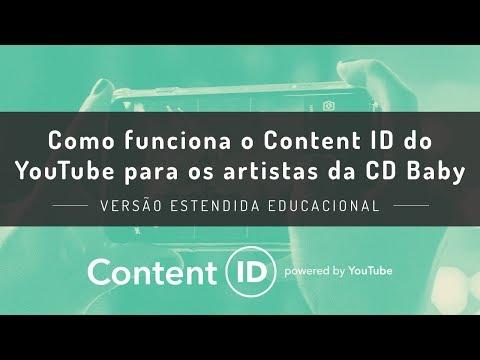 Como funciona o Content ID do YouTube para os artistas da CD Baby - VERSÃO ESTENDIDA EDUCACIONAL