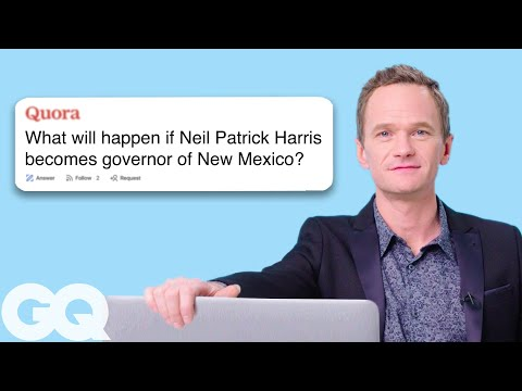 Neil Patrick Harris Goes Undercover on Reddit, Twitter, and YouTube   GQ