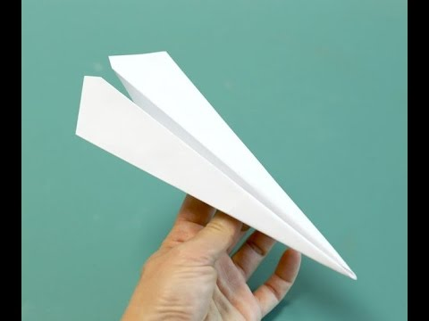 How to make Paper Airplane simple & easy