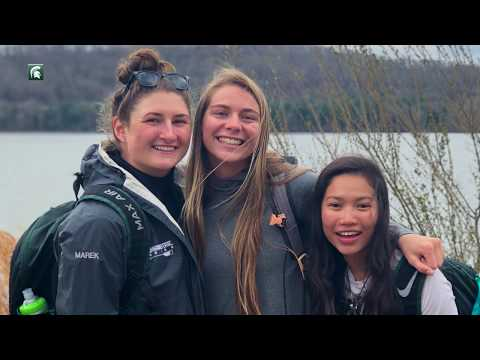 Michigan State Rowing: Cassie Kingma