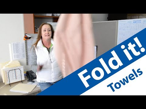 Fold it! Ep.Towels