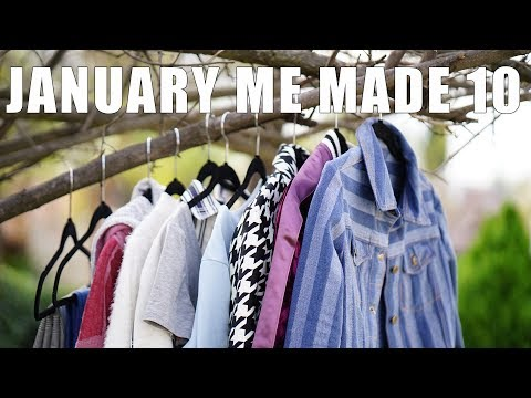 MY TEN ME MADE MUST HAVE GARMENTS!