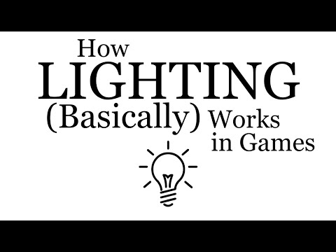 How Lighting (Basically) Works in Games