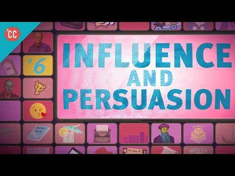 Influence & Persuasion: Crash Course Media Literacy #6