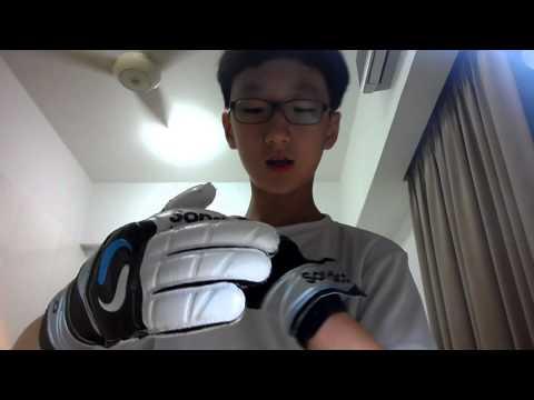 Sondico goalie gloves review