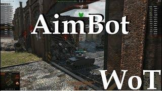 world of tanks blitz aimbot
