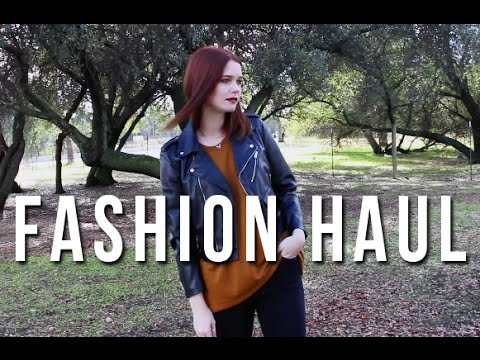FASHION HAUL | FOREVER 21, ZARA, NORDSTROM
