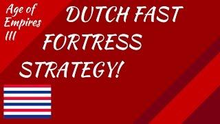 AoE 3: Match 49- (Dutch vs  British) - PakVim net HD Vdieos