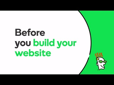 Starting and Planning a Website   GoDaddy