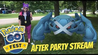 GO FEST 2018 AFTER PARTY STREAM! + Gift Haul!
