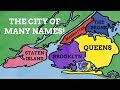 How Did The Boroughs Of New York Get Their Names?
