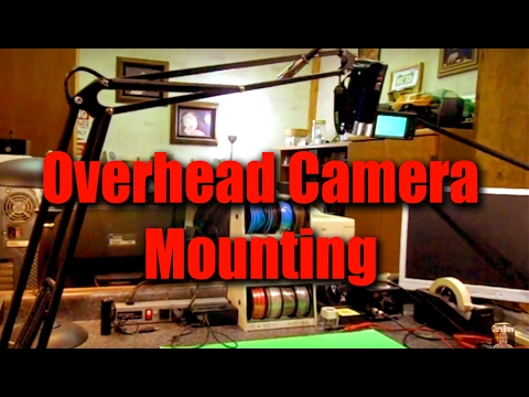 Bench Projects We Can Make Together - Overhead Camera Mounting