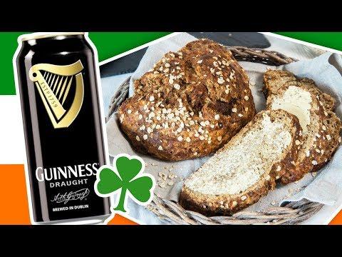 Guinness Soda Bread Recipe - Irish St. Patrick's Day Recipes by Warren Nash
