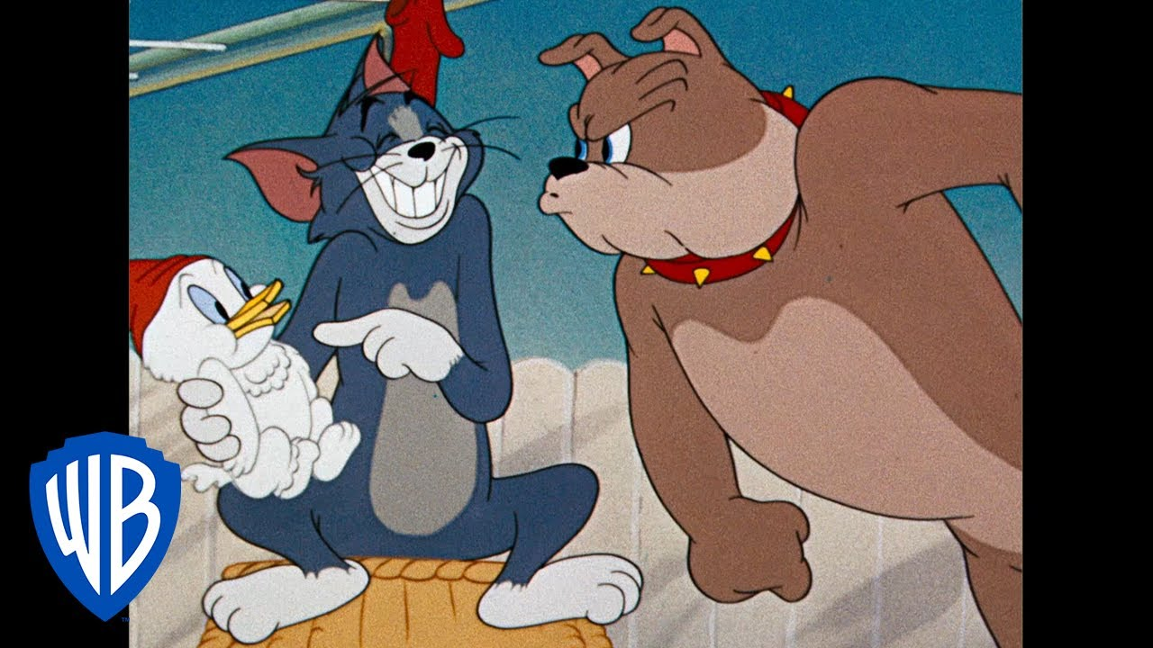 Том и Джерри   Подборка классических мультфильмов   Том, Джерри и Спайк   WB Kids