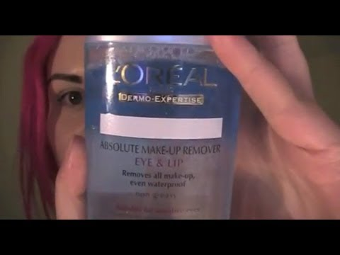 Product Review: L'Oreal Make-Up Remover