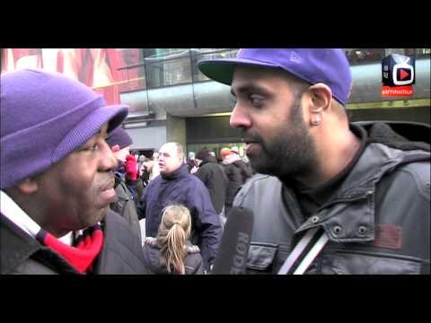 Arsenal Fan Talk with Ifilmlondon Arsenal 2 Aston Villa 1 - ArsenalFanTV.com