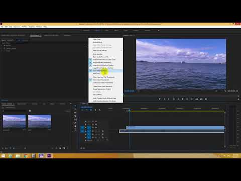 How to Sync Audio & Video in Premiere Pro (Unlink, Snap, Fine adjust)
