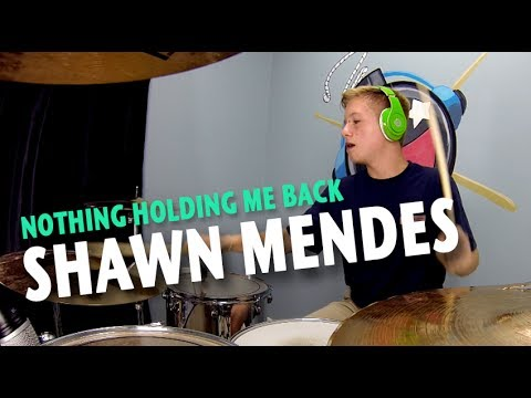 There's Nothing Holding Me Back Drum Cover Shawn Mendes Briggs Akers