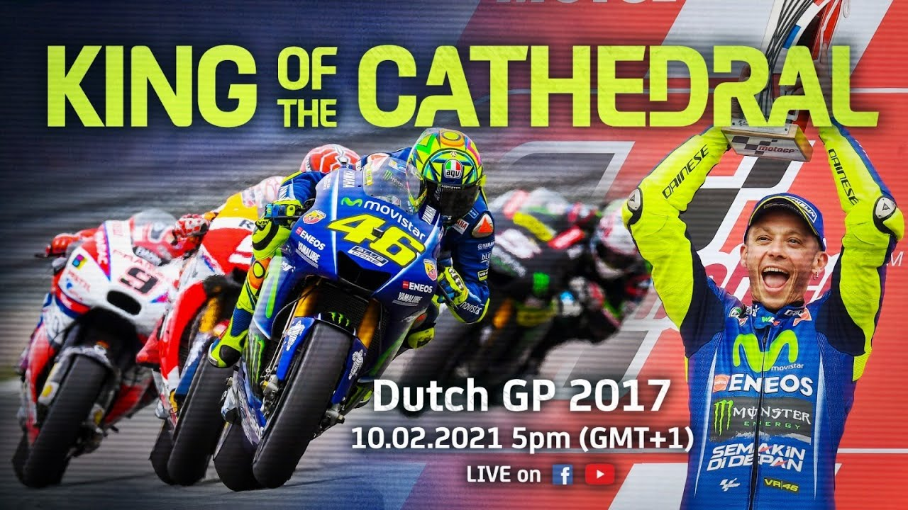 2017 #DutchGP | Full MotoGP Race