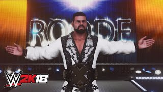 """Bobby Roode reflects on his """"Glorious"""" WWE 2K18 debut: Exclusive, Oct. 13, 2017"""