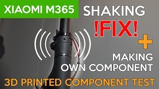 How To Get Rid Of Creak or Squeak Sound On Your Mijia 365