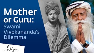 Mother or Guru: Swami Vivekananda