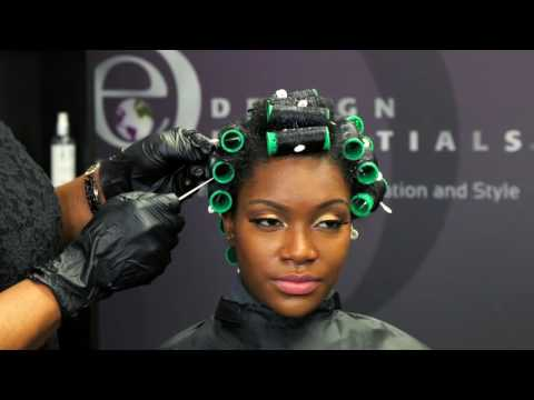 Chemical Curl Reformation   featuring Alicia Bailey