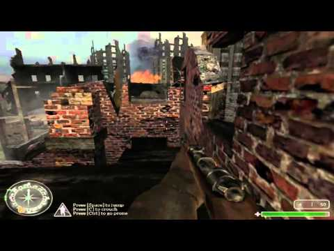 Call of Duty: United Offensive - Russian Campaign - Mission 12