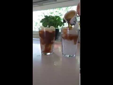 Espresso Tonic drink - how to make this summer coffee drink (no alcohol)