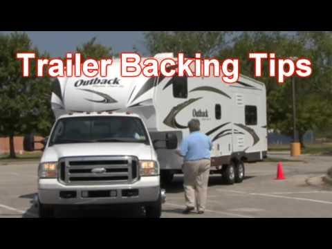 Trailer Backing Tips & Tricks