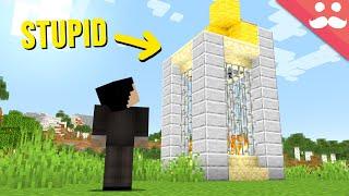 Remaking my WORST Old Minecraft Videos