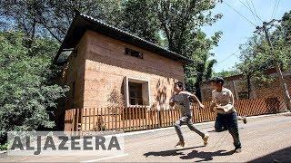 World Architecture Festival: Earthquake rehousing wins