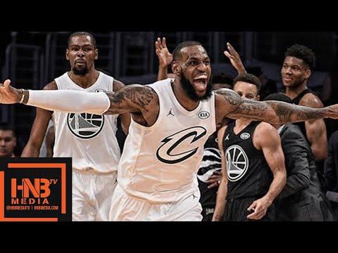 Team LeBron vs Team Stephen Full Game Highlights / Feb 18 / 2018 NBA All-Star Game
