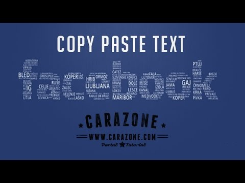 How to Copy Paste Text from Facebook App on Android