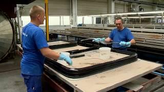 Folyamatos a termelés a Hübnernél - Kölcsey Televízió