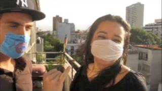 Swine Flu In Mexico / Grippe H1n1 / Grippe Porcine