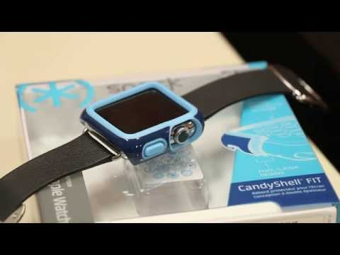 A Case for a Watch? - Speck Candyshell Fit - Apple Watch - Quick In-depth Review
